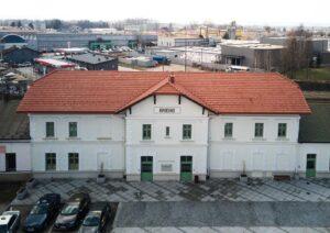 Modernizacja zabytkowego Dworca PKP na potrzeby funkcjonowania Etnocentrum Ziemi Krośnienskiej
